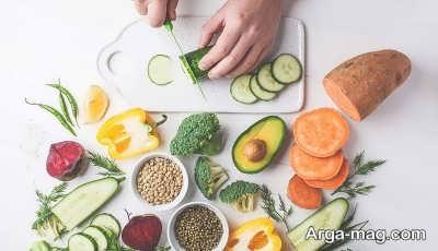 تاثیر رژیم غذایی درمان فیستول