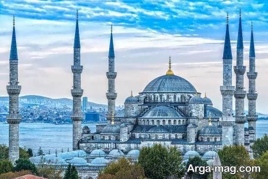 معرفی دیدنی های رایگان استانبول