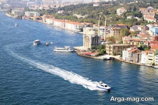 معرفی مکان های دیدنی و زیبای رایگان استانبول