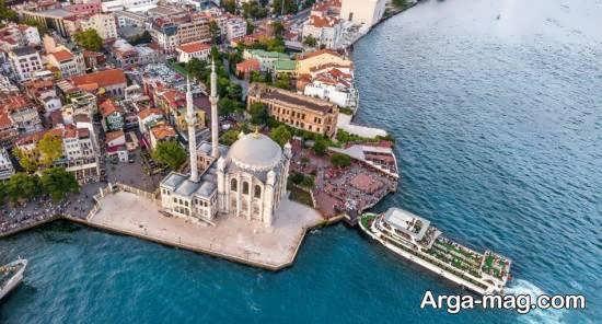 آشنایی با مکان های دیدنی رایگان استانبول