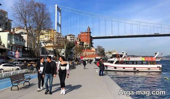 آشنایی با جاذبه های دیدنی رایگان استانبول