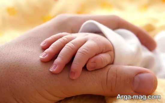 نحوه کوتاه کردن ناخن نوزاد