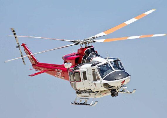 آشنایی با نحوه عملکرد هلیکوپتر