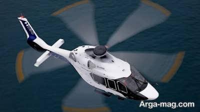 انواع پرواز های هلیکوپتر