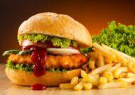 انواع خوراکی های پر کالری