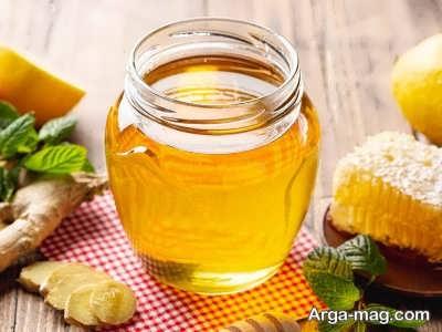 آشنایی با فواید عسل