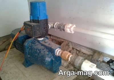 بررسی نوع و شیوه کار پمپ آب