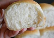 آموزش طرز تهیه نان پنبه ای