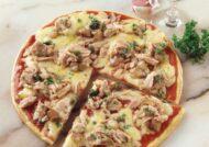 آشنایی با طرز تهیه پیتزا تن ماهی