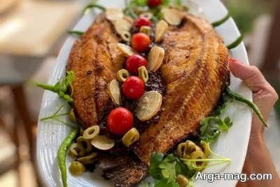 دستور پخت ماهی حسون