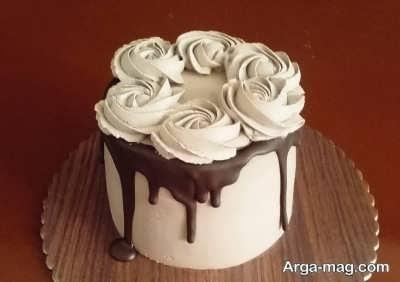 مینی کیک خوشمزه و مواد لازم آن