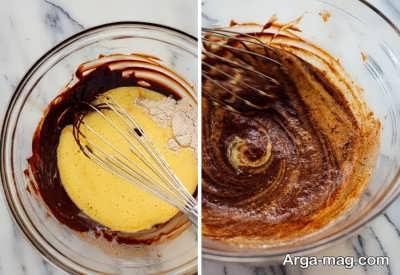 دستور پخت مینی کیک خوشمزه
