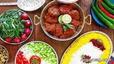 مواد لازم برای پخت شامی نخودچی