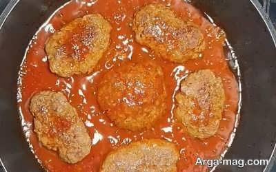 طرز تهیه شامی خوشمزه نخودچی