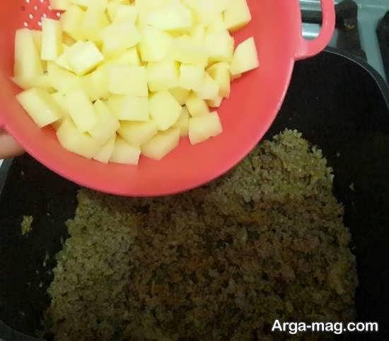 طرز پخت 7 غذای سریع و عالی