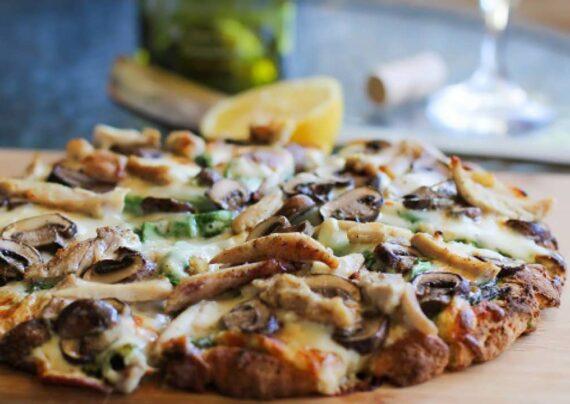 طرز تهیه پیتزا رست بیف