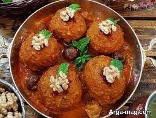 آموزش طرز پخت غذای سنتی ایرانی