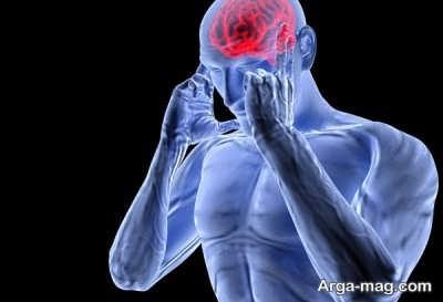 نشانه فشار و درد سر