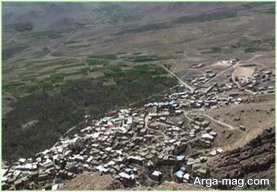 آبادی خاوه تهران، قم و کاشان