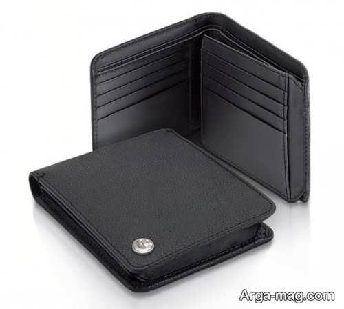 کیف جیبی مشکی مردانه