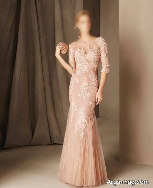 لباس مجلسی کوتاه و زیبا