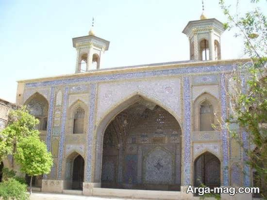 آشنایی با بنای مذهبی مشیر