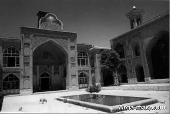 آشنایی با بنای مذهبی و دینی مشیر