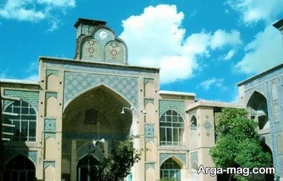 معرفی مسجد مشیر