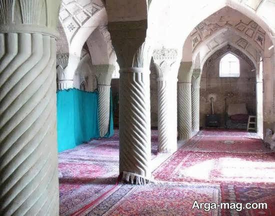 آَنایی با مسجد مشیر شیراز