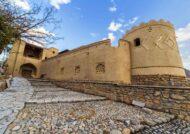 روستای وانشان با بافت تاریخی