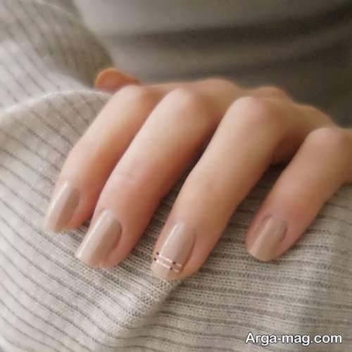 طراحی ناخن برای پوست روشن زنانه و دخترانه