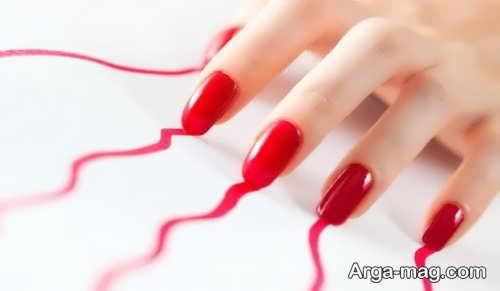 طراحی ناخن برای پوست روشن