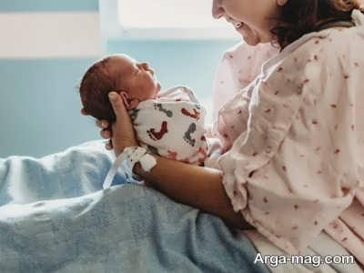 خطرات نوزاد در زایمان طبیعی بعد از سزارین