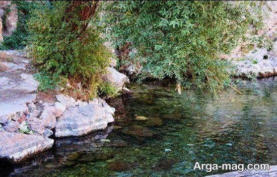 معرفی دریاچه سد نمرود