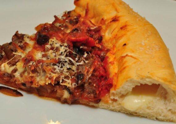 آموزش طرز تهیه پیتزا استاف کراست