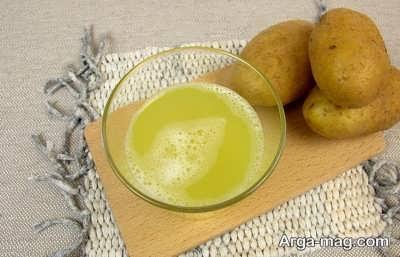 ماسک موی سیب زمینی با ترکیبات مختلف برای تقویت و شادابی مو