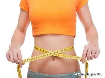 کاهش وزن با پوست انبه