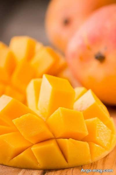 ارزش غذایی میوه انبه