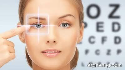تقویت بینایی با پوست انبه