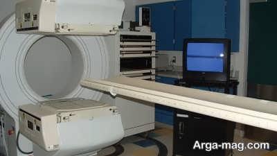چگونگی شروع تصویر برداری اسکن رادیوایزوتوپ