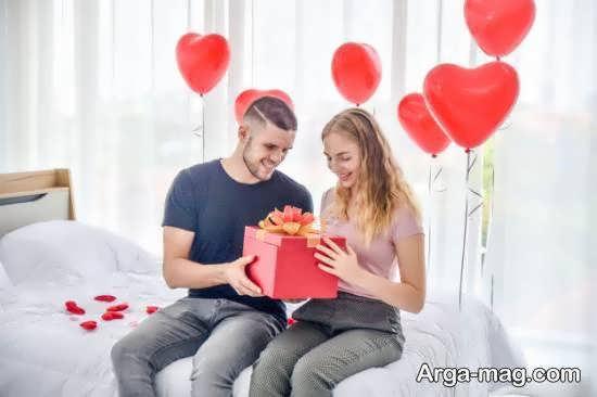 ایده غافلگیری تولد عاشقانه