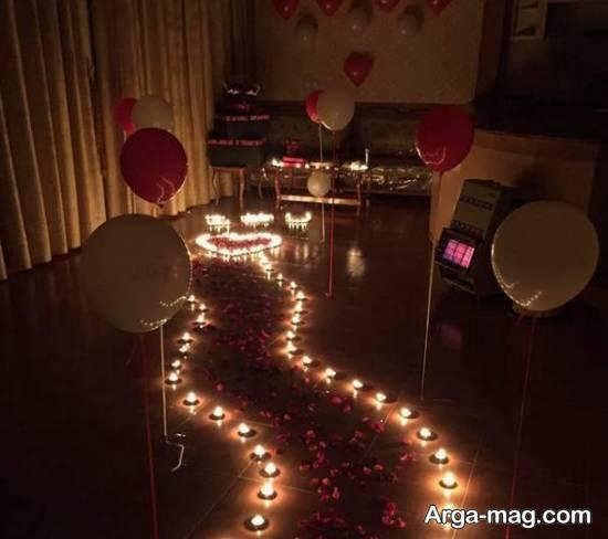 انواع ایده سورپرایز تولد عاشقانه
