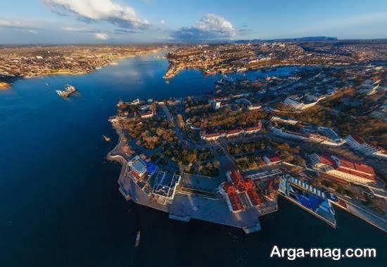 معرفی جاذبه های توریستی شبه جزیره کریمه