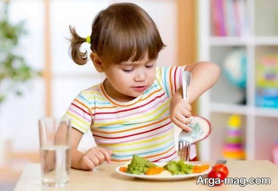 بهترین انواع تنقلات برای بچه ها