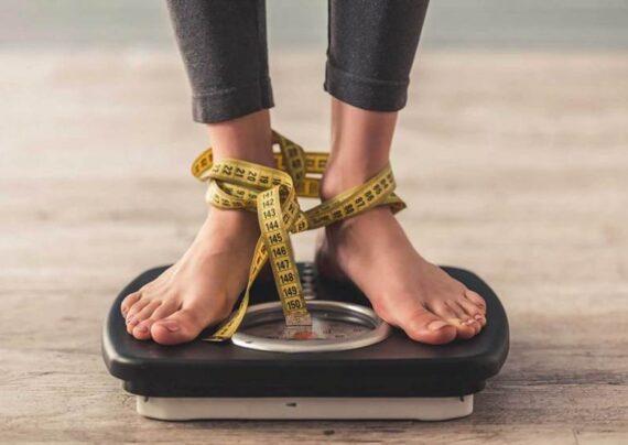 دلایل ثابت ماندن وزن