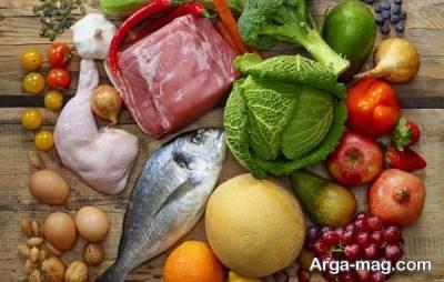 خهوردن غذای زیاد و ثبات وزنی