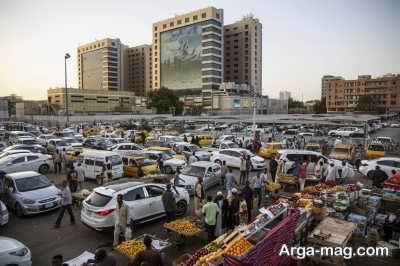 آداب و رسوم مردم سودان
