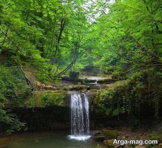 آبشار تیرکن