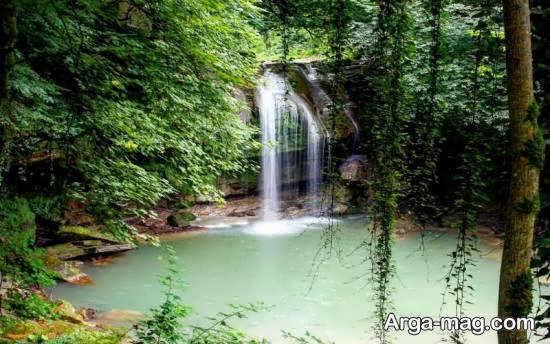 آشنایی با هفت آبشار