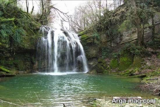 معرفی هفت آبشار مازندران